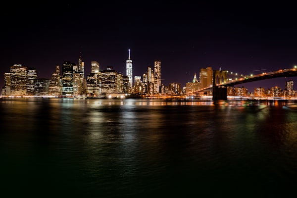 New York City Skyline Fine Art Photograph | JustBob Images