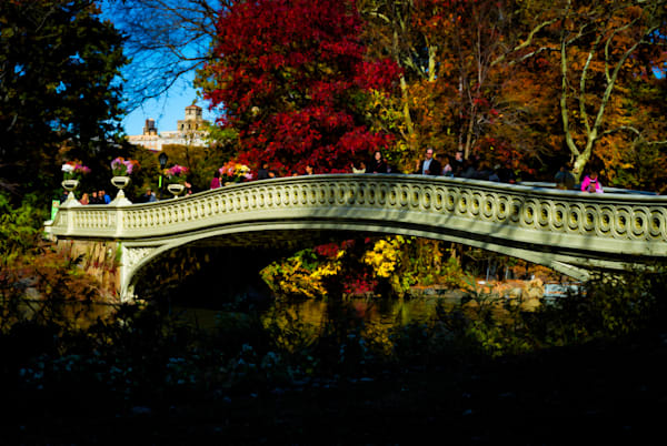 Bow Bridge Fine Art Photograph | JustBob Images