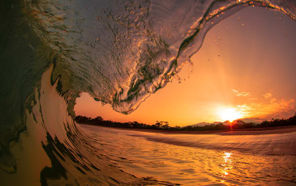 Wave Photography | Dawn Patrol by Jaysen Patao