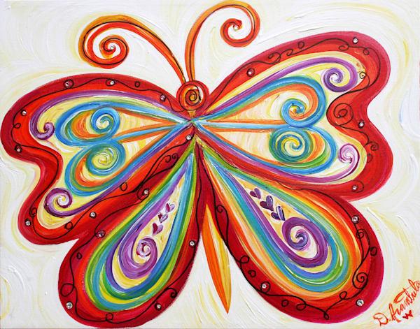 Abundant Butterfly