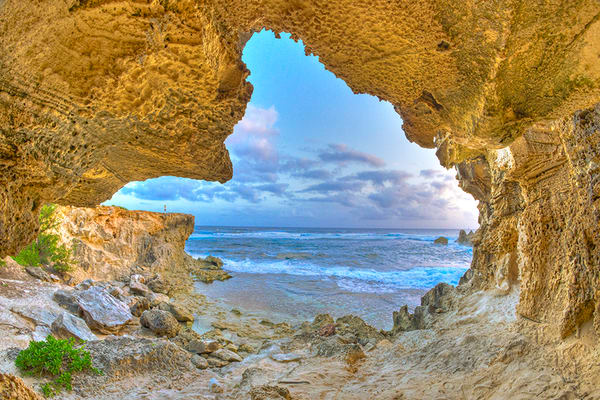 Kauai Sea Caves