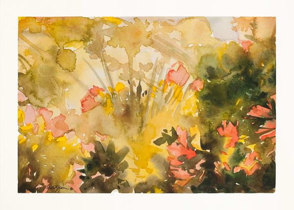 Azaleas in Summer | Academic Workshop Demos | Gordon Meggison IV