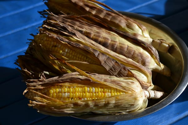 Photograph of ears of corn for sale as Fine Art
