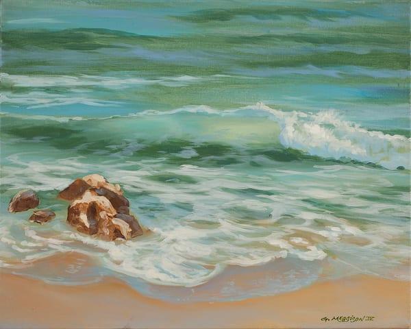 Matanzas Shore | Zen Landscapes | Gordon Meggison IV