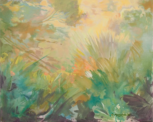 Summer Morn | Zen Landscapes | Gordon Meggison IV
