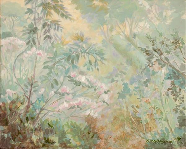 Fog Grandeur| Zen Landscapes | Gordon Meggison IV