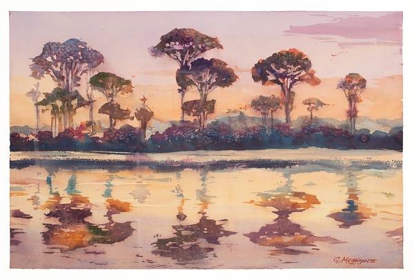 Pine Island View 2 | Zen Landscapes | Gordon Meggison IV