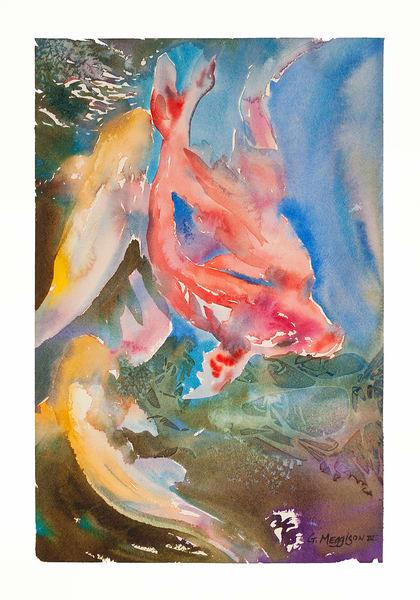 Grace   Zen Landscapes   Gordon Meggison IV