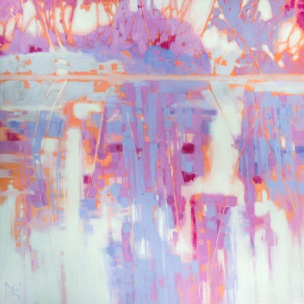 Violet Lake Art for Sale