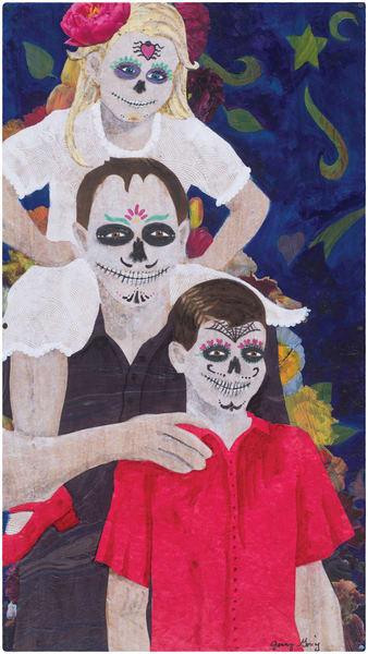 Dia De Los Muertos: Familia