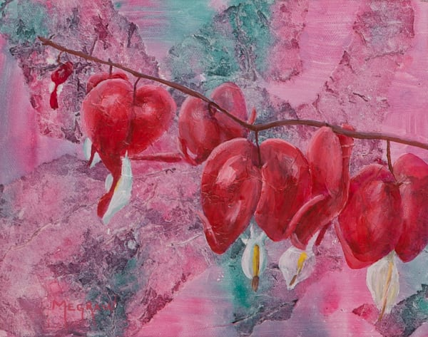 Bleeding Hearts by Pat Megraw