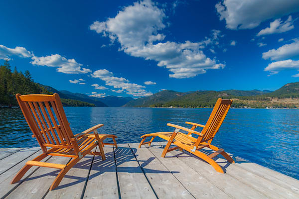 Christina Lake Chairs