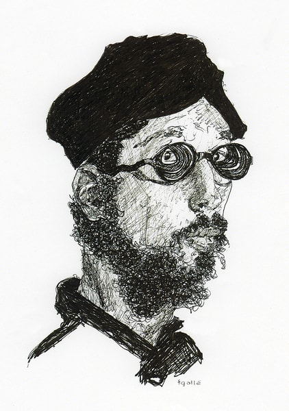 PORTRAITS WITH GLASSES