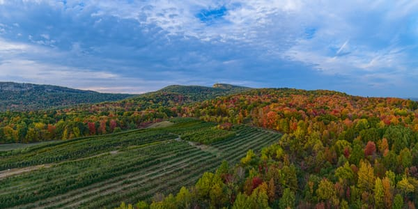 Jenken Leukens Fall Orchard and Mohonk - New Paltz - New York
