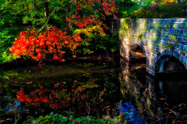 Haskell Stream Fine Art Photograph | JustBob Images