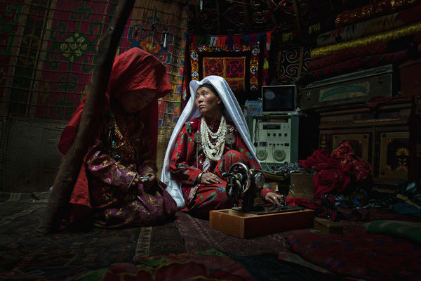Wakhan an Other Afghanistan - A Documentary Art Journey by Varial * Cédric Houin