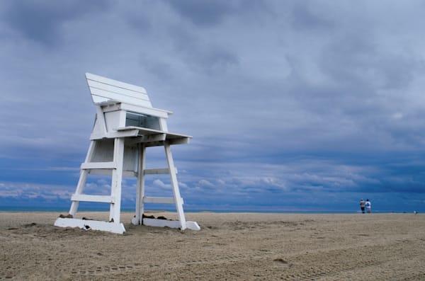 Approaching Storm Limited Edition Signed Fine Art Landscape Photograph by Melissa Fague