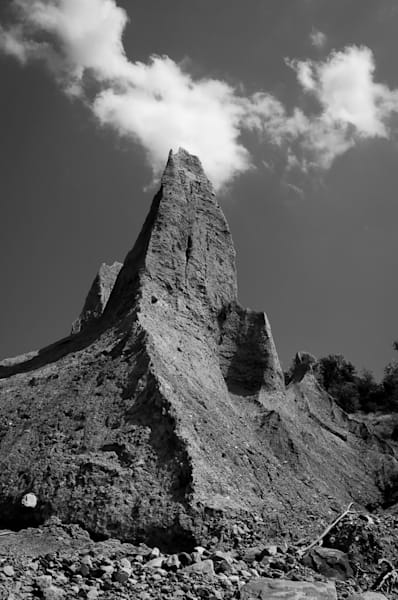 Chimney Bluff Limited Edition Signed Fine Art Landscape Photograph by Melissa Fague