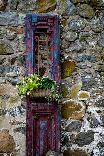 Lone Door Fine Art Photograph | JustBob Images