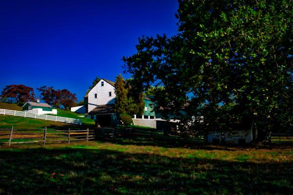 Wythe Farm Fine Art Photograph | JustBob Images