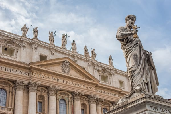 Guardiani, Vatican City art by Brad Scott