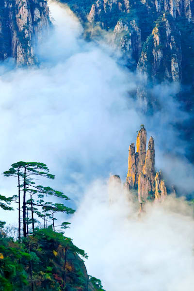 Mountains And Clouds 004 Photography Art | Cheng Yan Studio