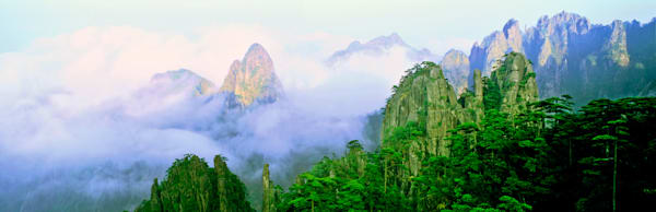 Mountains And Clouds 008 Photography Art | Cheng Yan Studio