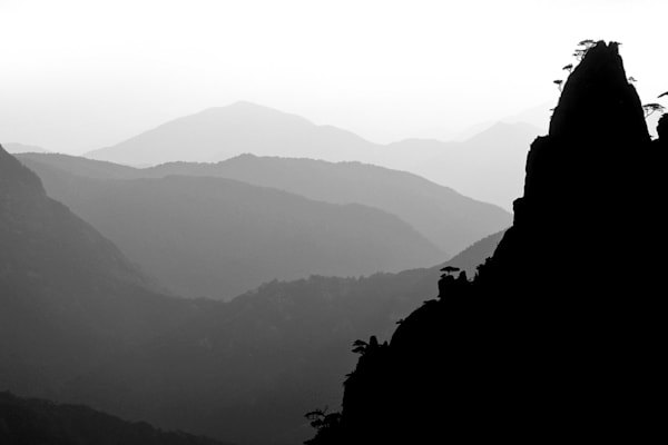 Mountains And Clouds 016 Photography Art | Cheng Yan Studio