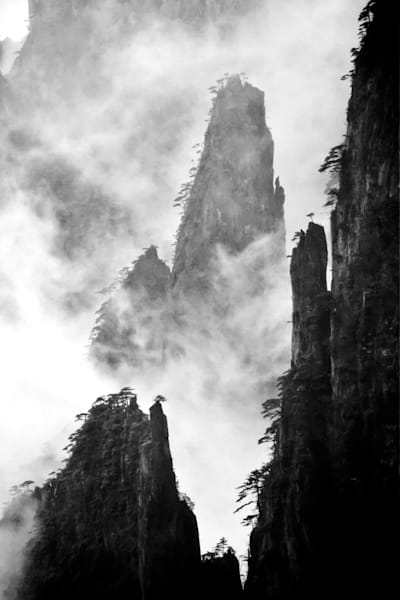 Mountains And Clouds 012 Photography Art | Cheng Yan Studio