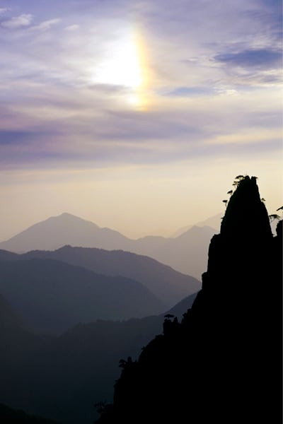 Mountains And Clouds 013 Photography Art | Cheng Yan Studio