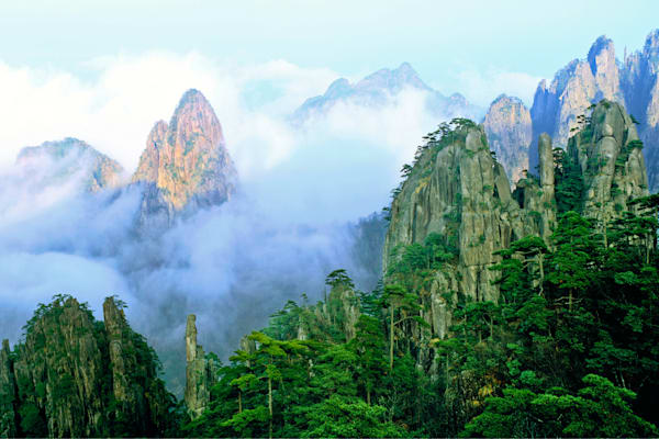 Mountains And Clouds 014 Photography Art | Cheng Yan Studio