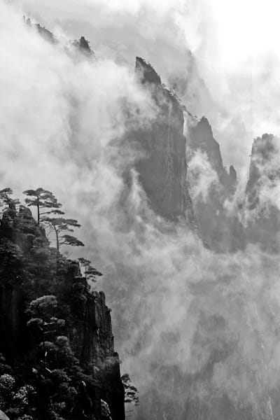 Mountains And Clouds 019 Photography Art | Cheng Yan Studio