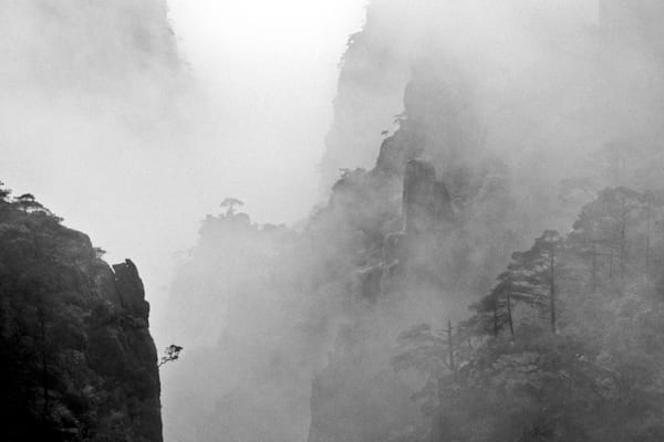 Mountains And Clouds 021 Photography Art | Cheng Yan Studio