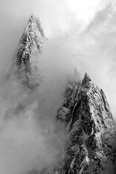 Mountains And Clouds 022 Photography Art | Cheng Yan Studio