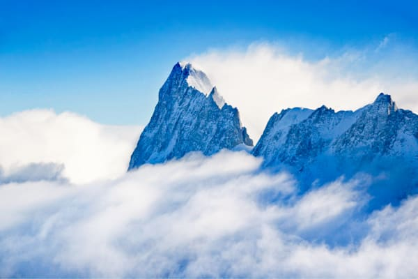 Mountains And Clouds 028 Photography Art | Cheng Yan Studio