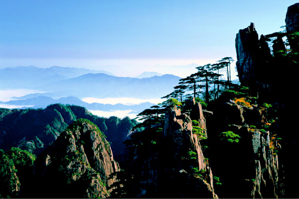 Mountains And Clouds 023 Photography Art | Cheng Yan Studio