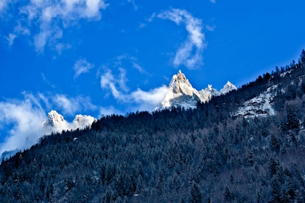 Mountains And Clouds 027 Photography Art | Cheng Yan Studio