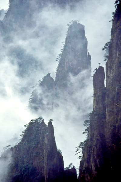 Mountains And Clouds 031 Photography Art | Cheng Yan Studio