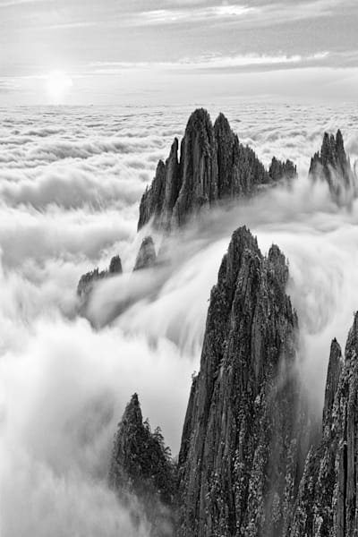 Mountains And Clouds 041 Photography Art | Cheng Yan Studio