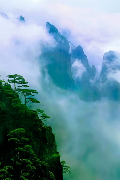 Mountains And Clouds 047 Photography Art | Cheng Yan Studio
