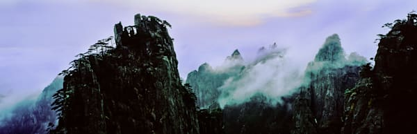Mountains And Clouds 058 Photography Art | Cheng Yan Studio