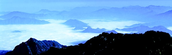 Mountains And Clouds 071 Photography Art | Cheng Yan Studio