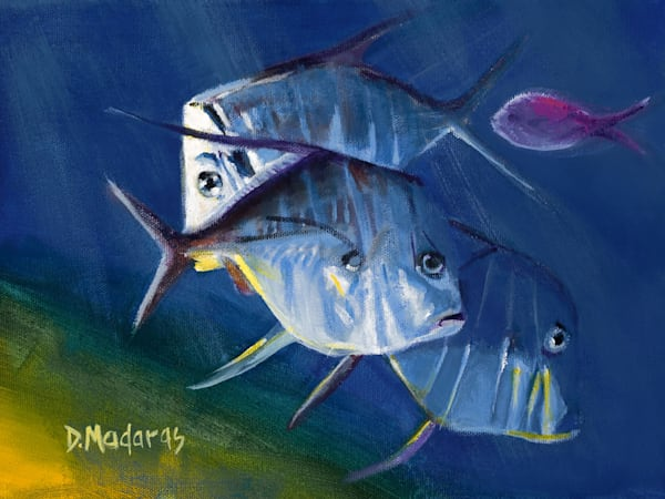 Silver Fish | Southwest Art Gallery Tucson | Madaras