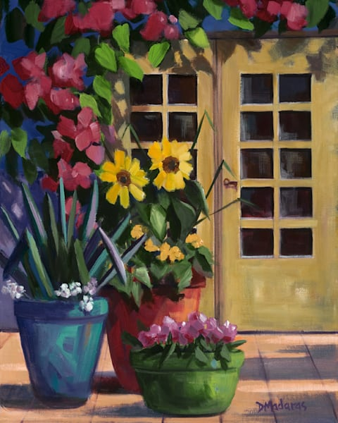 Wendy's Door | Southwest Art Gallery Tucson | Madaras