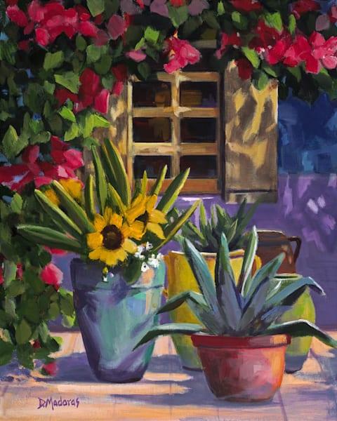 Wendy's Window | Southwest Art Gallery Tucson | Madaras