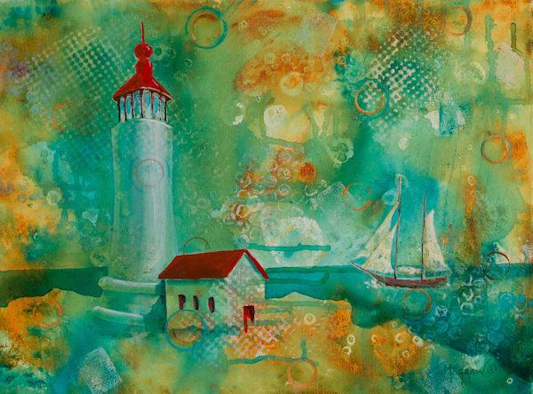 Sailing By - Original