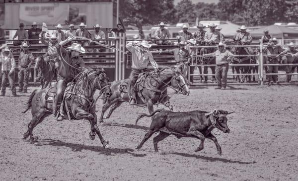 Rodeo Team Calf Roping Western Decor|Wall Decor fleblanc