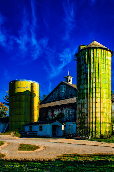 Haskell Silos Fine Art Photograph | JustBob Images