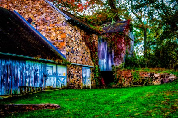 Southbridge Farm Barn Fine Art Photograph | JustBob Images