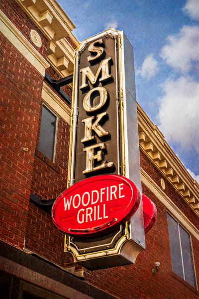 Route 66 Sign Will Rogers Woodfire Grill|Wall Decor fleblanc